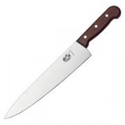 Нож для готового мяса с дерев.ручкой