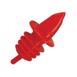 Гейзер пластмас. красный 12 шт.