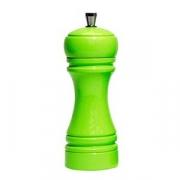 Мельница для соли, бук, H=14см, зелен.