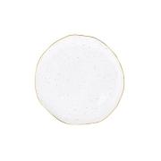 Тарелка Artesanal (белая) без инд.упаковки