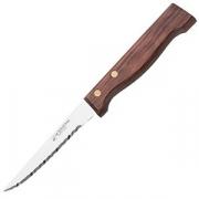Нож для стейка; сталь нерж.,дерево; L=10.5см