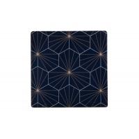 Подставка керамическая (синяя) Aster без инд.упаковки