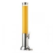 Диспенсер для сока, сталь нерж., 4л, H=19,L=82.5,B=17см