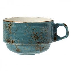 Чашка коф. «Крафт» 100мл фарфор