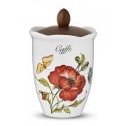 Банка для кофе, Н=19см «Ботанический сад»