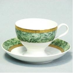 Чашка с блюдцем «Президент» 135 мм