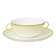 Суповая чашка на блюдце Версаль
