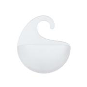 Органайзер/корзина для ванны SURF XS Koziol 53 х 150 х 176мм (белый)