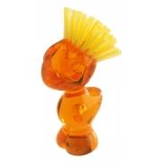 Щетка «Мини Твитти» (MINI TWEETIE) Koziol 57 x 57 x 94мм (оранжевый)