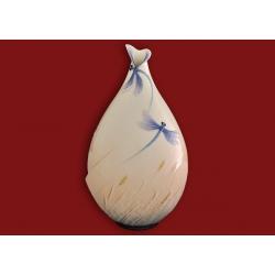 Ваза «Стрекоза» 27 см