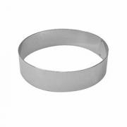 Кольцо кондитерское, сталь нерж., D=18,H=6см, металлич.