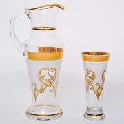Набор для воды «Aнтик Испанский» (кувшин+6 стаканов)