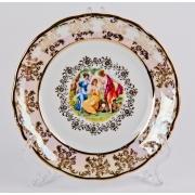 Набор тарелок «Мадонна» 17 см. 6 шт.