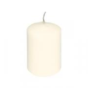 Свеча «Столбик» 60*40мм [4шт], белый