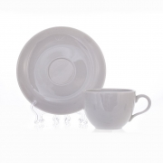 Чашка с блюдцем (190 мл. +15 см. ) «Вариоус Дан»