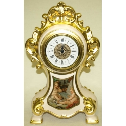 Часы настольные «Ангелы» Высота – 39см