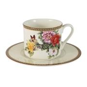 Чашка с блюдцем «Японский сад»