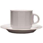 Чашка чайн. «Merkury» 250мл фарфор