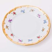 Тарелка глубокая 24 см. 1 шт. «Мейсенский цветок»