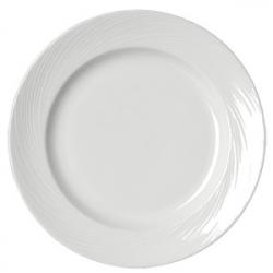 Тарелка мелк «Спайро» d=28см фарфор