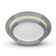 Набор из 2-х овальных блюд «Сфера»
