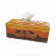 Свеча 115х260х100см «Апельсин с корицей Прямоугольный»