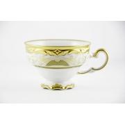 Набор чайных чашек 6 шт. «Симфония Золотая»