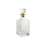 Штоф хрустальный для виски Умбрия - золото