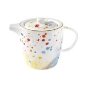 Чайник Брызги красок в подарочной упаковке
