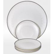 Набор тарелок для десерта «Модерн» на 6 персон 7 предметов