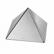 Форма для кондит.изделий «Пирамида» 10х15 см