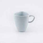 Чашка кофейная 200 мл. Муд «Белое»