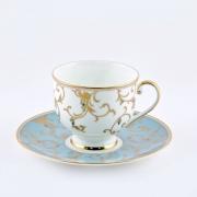 Набор 6 чайных пар 240мл «Престиж»