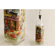 Бутылка для масла «Итальянская улица» 0,5 л
