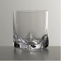 Набор стаканов 1/6 «Барлайн - Трио» 410 мл; виски; гладкий; бесцветный