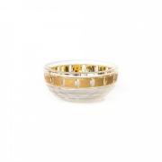 Ваза для конфет 11,6 см. «Золотые окошки 60531»
