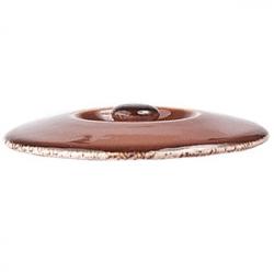 Крышка для бульон.чашки «Террамеса мокка»