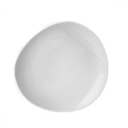 Тарелка «Органикс» 25.5см фарфор