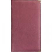 Папка-карта вин съемн. файлы L=33, B=19см; бордо
