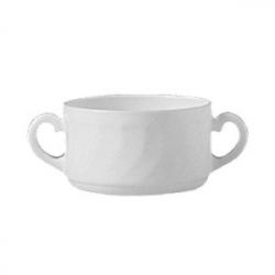 Бульон.чашка «Трианон» 290мл с 2-мя ручк
