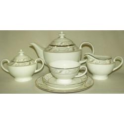 Чайный сервиз «Соната» на 6 персон 21 предмет