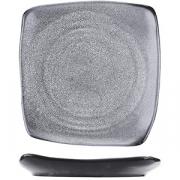 Тарелка квадр. «Млечный путь»