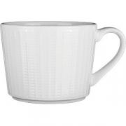 Чашка чайная «Уиллоу» фарфор; 227мл; белый