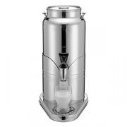 Диспенсер для молока; сталь нерж.; 8л; H=48,L=25,B=35см