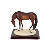 Cкульптура «Лошадь « высота 19 см.
