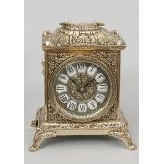 Часы квадратные золотистый 22х18 см.