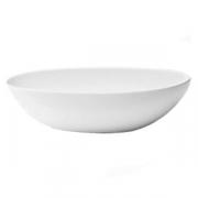Салатник «Белиз», пластик, 284мл, белый