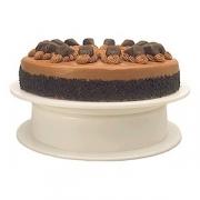 Подставка для торта вращающаяся, D=315,H=85мм