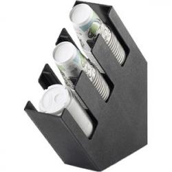 Подставка для стаканов 3 секции