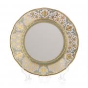 Набор тарелок 25 см. 6 шт. «Ангелика 814»